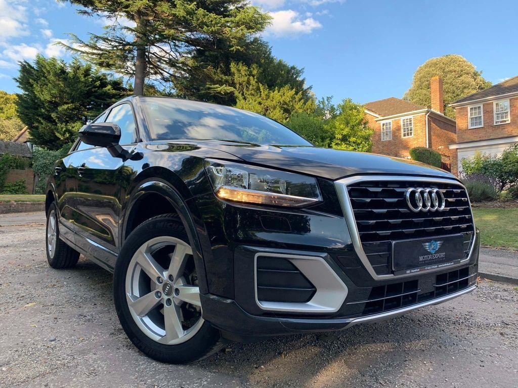 Audi Q2 2019 2 - About Us