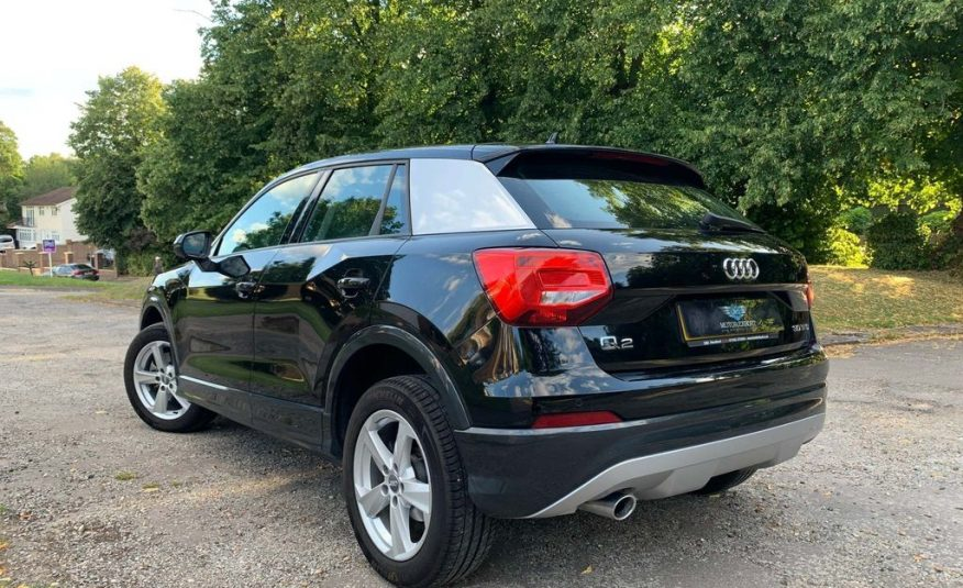 Audi Q2 2019 (68 reg)