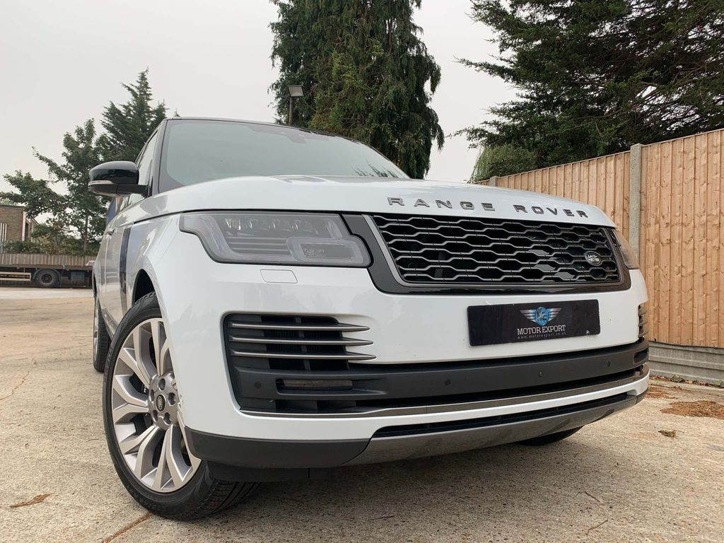 Land Rover Range Rover 3 - About Us