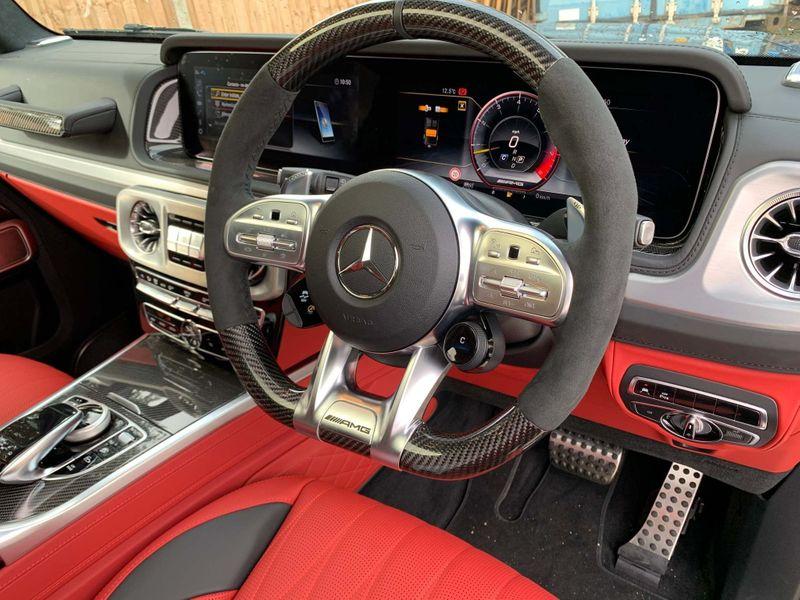 Mercedes Benz G Class 17 - About Us