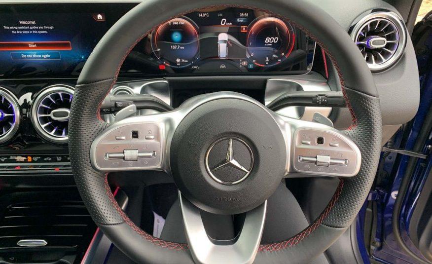 Mercedes-Benz Glb Class 2020 (70 reg)